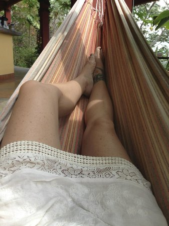 Costa Rica Yoga Spa : No choice but to relax at CRYS