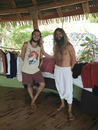 Costa Rica Yoga Spa : Local organic businesses come to you at CRYS