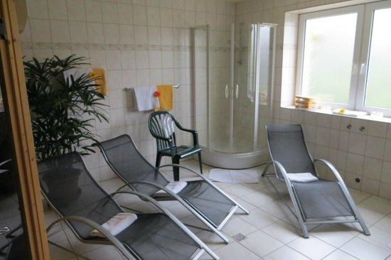 Hotel Am Wald: Wellnessbereich