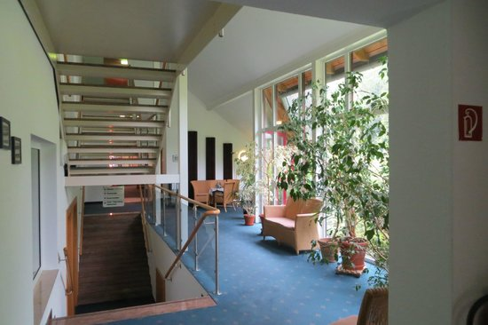 Hotel Am Wald: Hotelflur