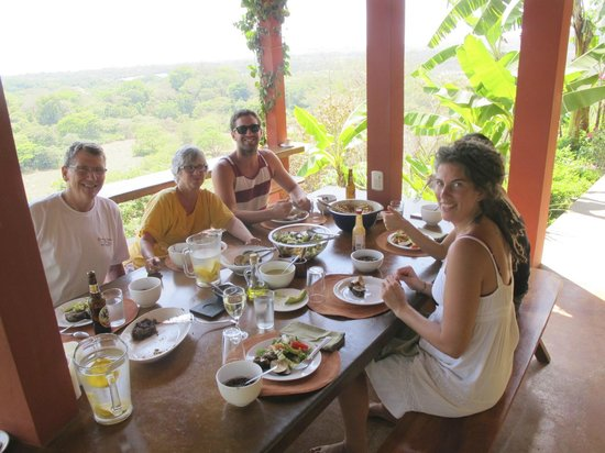 Costa Rica Yoga Spa : The amazing staff at CRYS