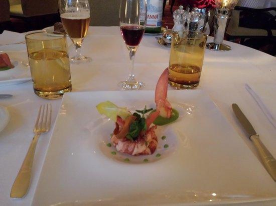 Sofitel Luxembourg Europe: Restaurant Oro et Argento