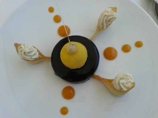 La Villa Mauresque : A l'heure du dessert c'est beau, c'est bon