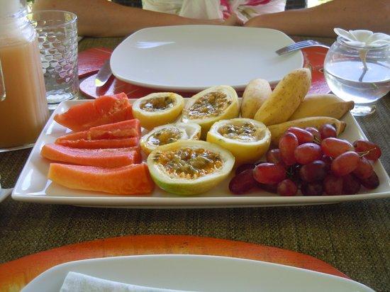 Villa Gaiarda: colazione