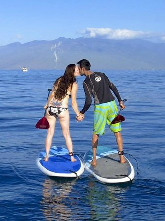 Paddle On! Maui - Private Tours: Love in Maui!