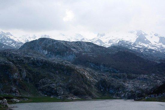 Lagos de Covadonga: 01