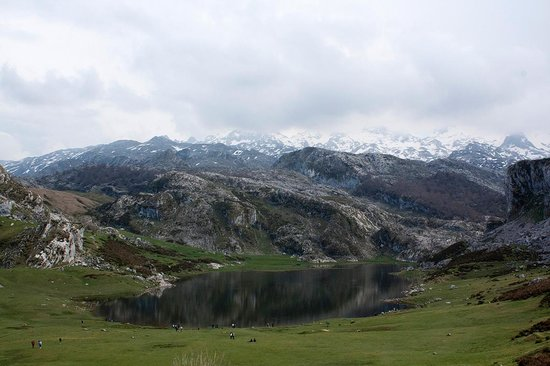 Lagos de Covadonga: 03
