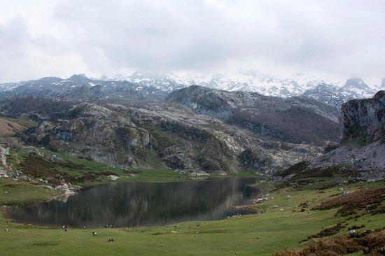 Lagos de Covadonga: 04