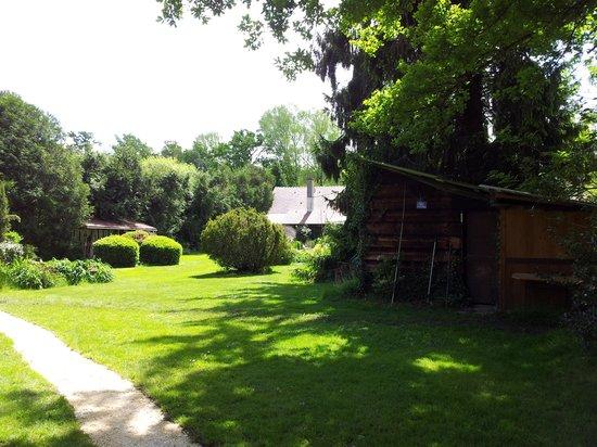 La Petite Noue : jardin