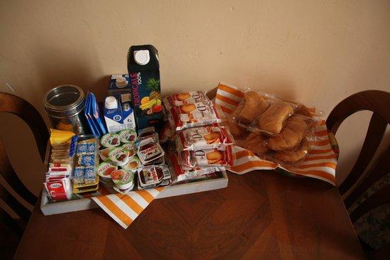 Ca' Querini San Marco B&B: breakfast