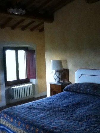 Villa il Poggiale Dimora Storica: La Fonte: una delle camere da letto