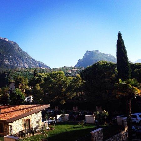 Antico Monastero: Blick vom Balkon