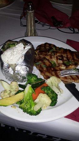 Victoria's: Pork chops