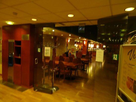 Holiday Inn Helsinki City Centre: Ресторан