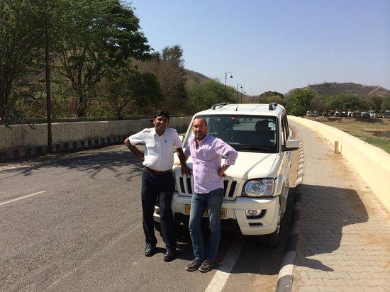 Rajasthan Four Wheel Drive Pvt. Ltd.: Grande Mob!!