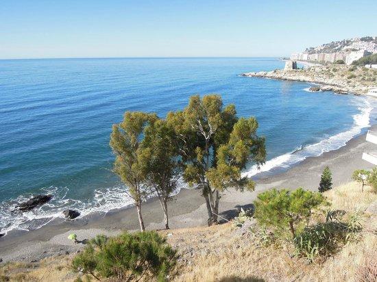 Playacalida Spa Hotel: Vistas