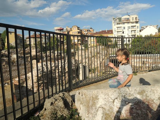 Varna Archaeological Museum: небольшой кусочек Рима посреди Варны!