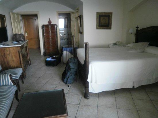 Hotel Cap Roig by Brava Hoteles: Notre chambre