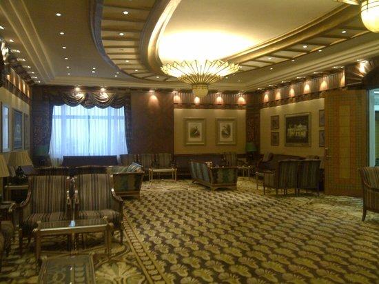 King Fahd Palace: Business area