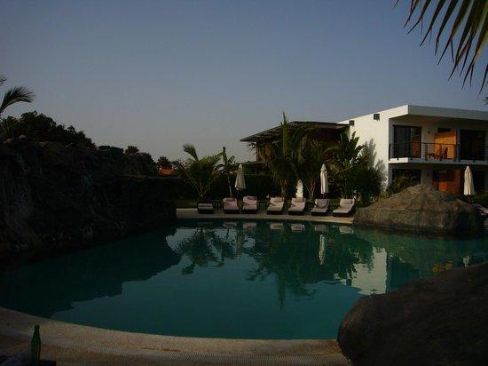 Hotel Keparanga : Piscine