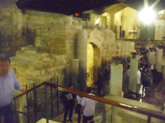 The Church of the Annunciation: Cave- Mary's house
