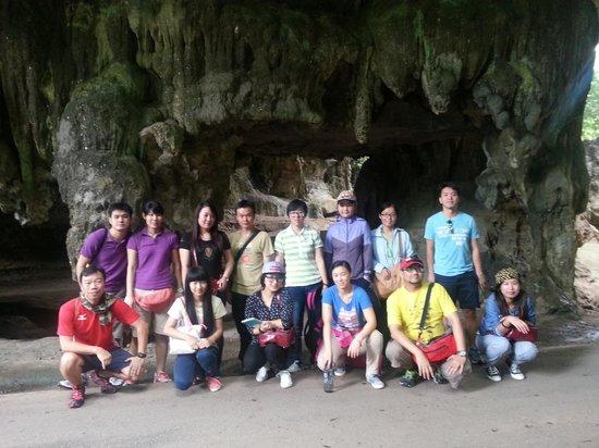 Taman Negara National Park: Cave exploration