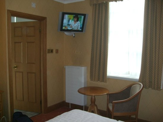 Hawkstone Park Hotel: Hotel room