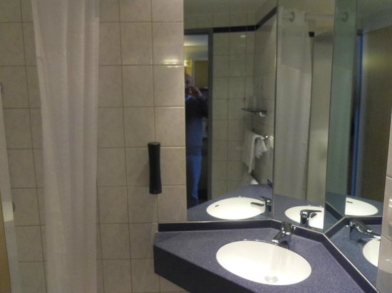 Holiday Inn Express Berlin City Centre: Bagno