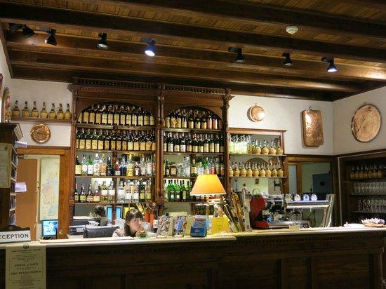 Hotel Vittoria: Rezeption und Bar