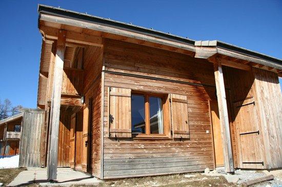 Le Hameau du Puy : chalet