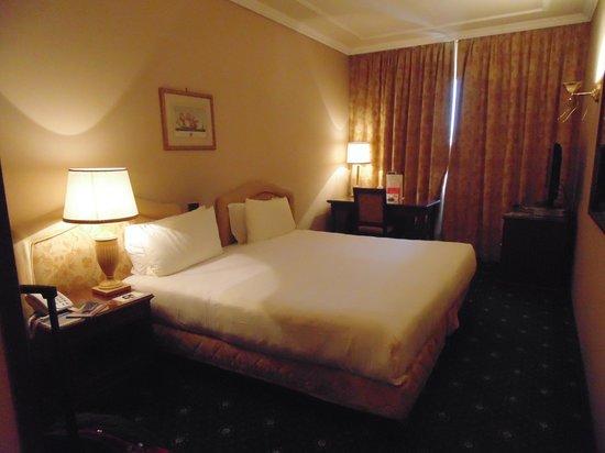 Internazionale Hotel : la nostra camera