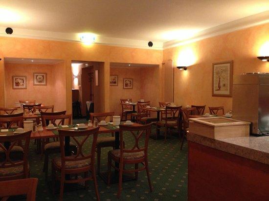 Hotel Boulevard : Frühstücksraum