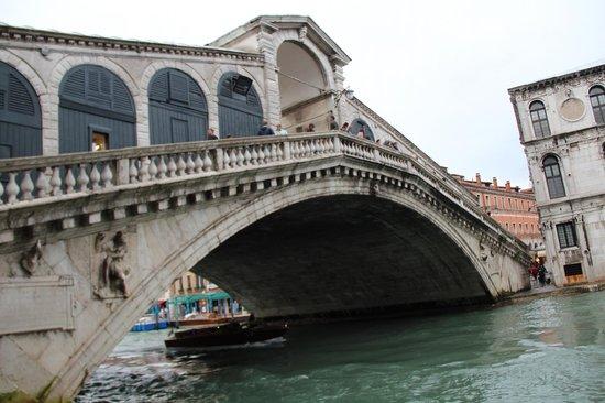 Hotel Danieli, A Luxury Collection Hotel : Rialto-Brücke Venedig