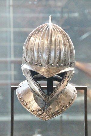 Musée de l'Armée : Child Kings Armor
