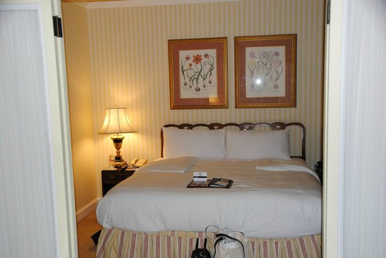The Fairmont Olympic Seattle : Suite