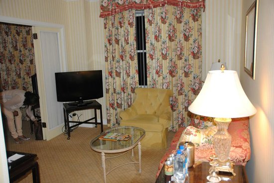 The Fairmont Olympic Seattle: Suite