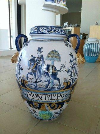 Palazzo Del Capitano: Montelupo ceramics museum
