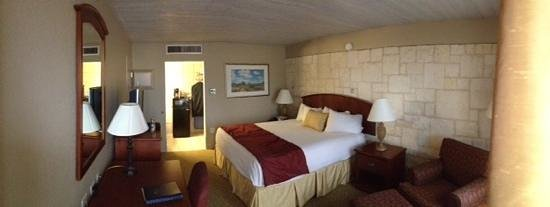 Inn of the Hills Hotel & Conference Center: Guestroom