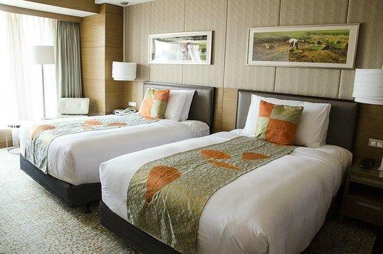 InterContinental Asiana Saigon: Our Room