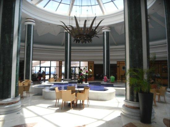 Reef Oasis Blue Bay Resort: Reception