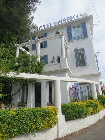 Hôtel Albert 1er Cannes : Hotel