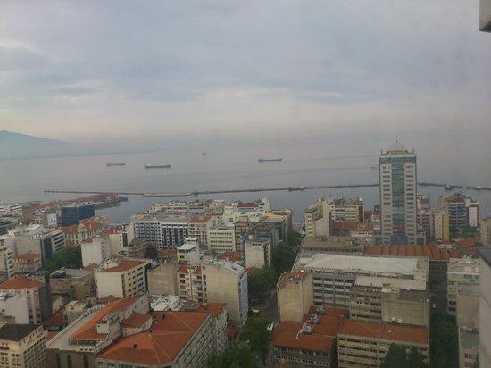 Hilton Izmir: manzarası çok iyi