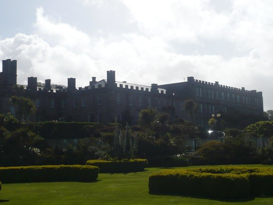 Tregenna Castle Resort : Pic of the hotel