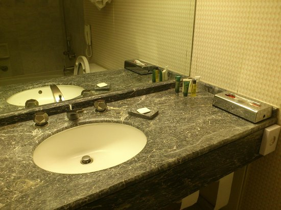 Hilton Izmir: banyo