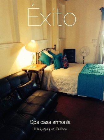 Casa Armonia : Habitacion EXITO