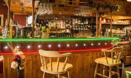 Casa Franco: Our cosy little bar