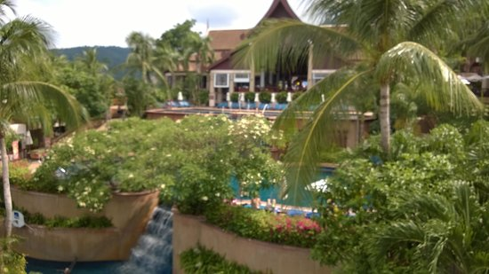 Novotel Phuket Resort : Une vue de l'hôtel