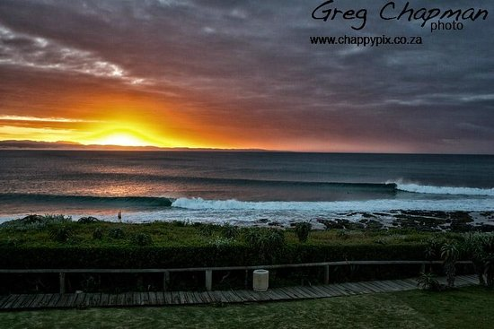 African Perfection Jeffreys Bay : view from room