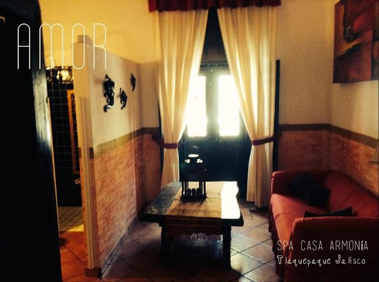 Casa Armonia : Habitacion Amor