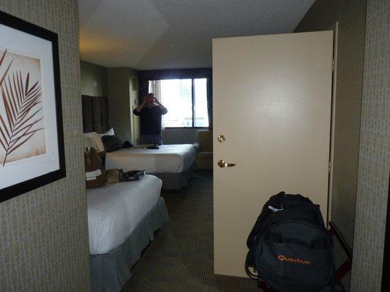 New York - New York Hotel and Casino: Chambre